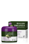 Avalon Organics Lavender Luminosity Ultimate Night Cream - Avalon Organics крем ночной восстанавливающий с лавандой